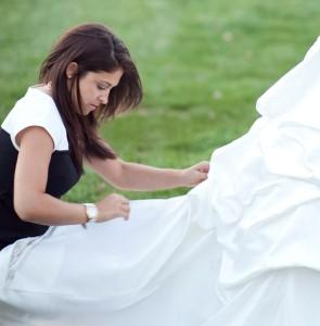 Heather and Bride (1)