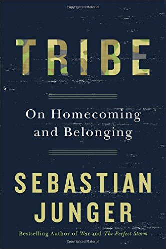 Book Cover: Tribe: On Homecoming and Belonging by Sebastian Junger